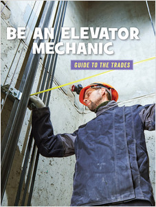 Cover: Be an Elevator Mechanic