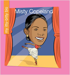 Cover: Misty Copeland