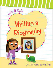 Cover: Writing a Biography
