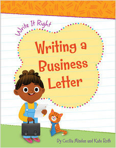 Cover: Writing a Business Letter