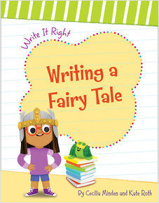 Cover: Writing a Fairy Tale