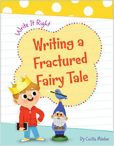 Cover: Writing a Fractured Fairy Tale