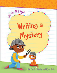 Cover: Writing a Mystery