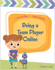 Cover: Being a Team Player Online