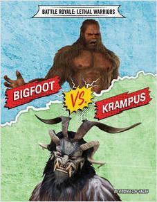Cover: Bigfoot vs. Krampus