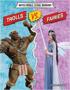 Cover: Trolls vs. Fairies