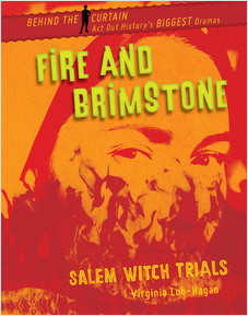 Cover: Fire and Brimstone: Salem Witch Trials