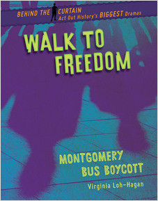 Cover: Walk to Freedom: Montgomery Bus Boycott