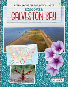 Cover: Discover Galveston Bay