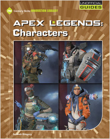 Cover: Apex Legends: Characters