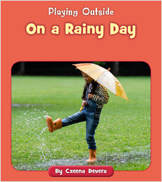 Cover: On a Rainy Day