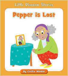 Cover: Pepper is Lost
