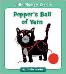 Cover: Pepper's Ball of Yarn