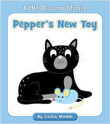 Cover: Pepper's New Toy