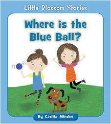 Cover: Where is the Blue Ball?