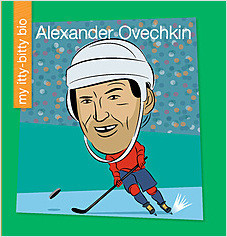 Cover: Alexander Ovechkin