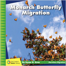 Cover: Marvelous Migrations
