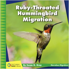 Cover: Ruby-Throated Hummingbird Migration