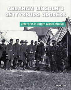 Cover: Abraham Lincoln's Gettysburg Address