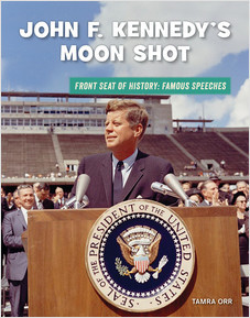Cover: John F. Kennedy's Moon Shot