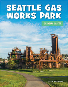 Cover: Seattle Gas Works Park