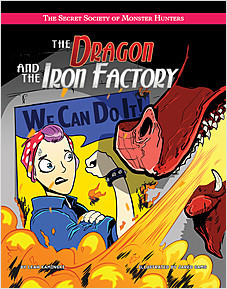 Cover: The Dragon and the Iron Factory