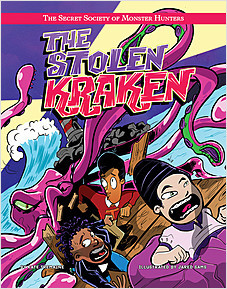 Cover: The Stolen Kraken