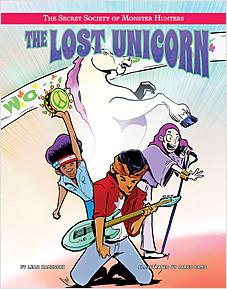Cover: The Lost Unicorn