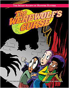 Cover: The Werewolf's Curse
