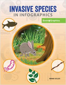 Cover: Invasive Species in Infographics