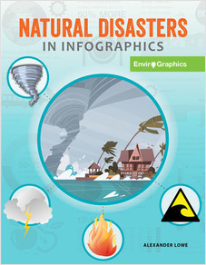 Cover: Natural Disasters in Infographics