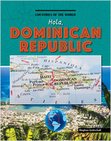 Cover: Hola, Dominican Republic