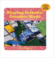 Cover: Playing Fortnite: Creative Mode