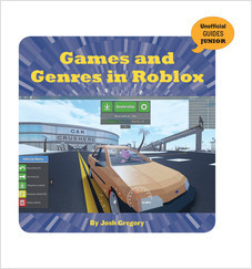Cover: Games and Genres in Roblox
