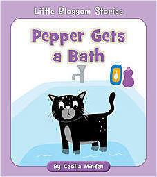 Cover: Pepper Gets a Bath
