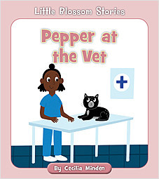 Cover: Pepper at the Vet