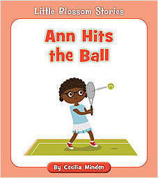 Cover: Ann Hits the Ball