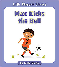 Cover: Max Kicks the Ball