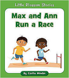 Cover: Max and Ann Run a Race