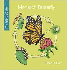 Cover: Monarch Butterfly