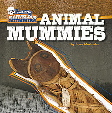 Cover: Unwrapped: Marvelous Mummies
