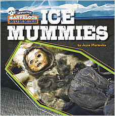 Cover: Ice Mummies
