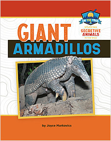 Cover: Giant Armadillos