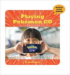 Cover: Playing Pokémon GO