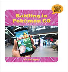 Cover: Battling in Pokémon GO