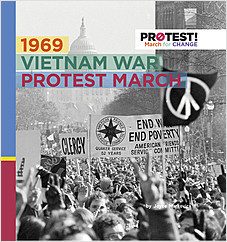 Cover: 1969 Vietnam War Protest March