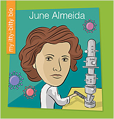 Cover: June Almeida