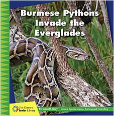 Cover: Burmese Pythons Invade the Everglades