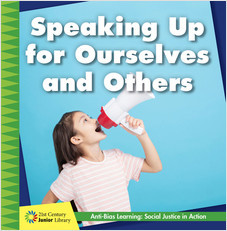 Cover: Speaking Up for Ourselves and Others