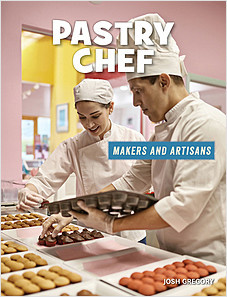 Cover: Pastry Chef